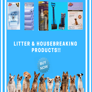 Dog Litter & Housebreaking Products